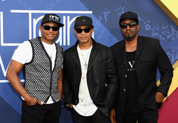 After 7 attends the 2016 Soul Train Music Awards at the Orleans Arena November 2016 in Las Vegas, Nevada. (Ethan Miller/Getty Images)