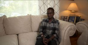 Carolita Smiley Lester recalls fond memories raising her son. (Chad Allen)