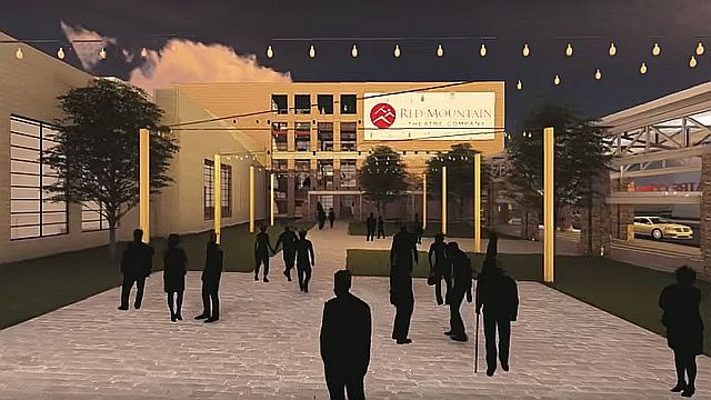 Birmingham's Red Mountain Theatre Company unveils plans for new Arts Campus