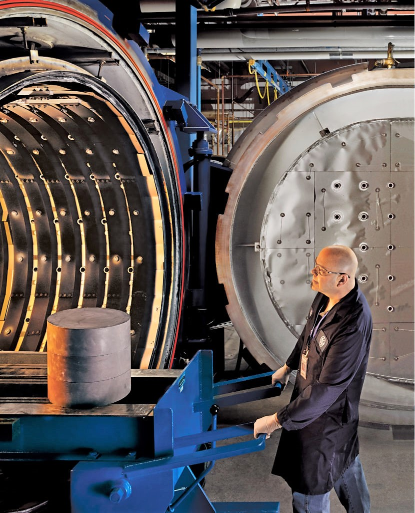 GE Aviation has created a blueprint to industrialize the production of CMC components, with factories in Alabama playing a major role. (contributed)