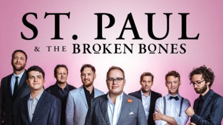 St. Paul & The Broken Bones hit the stage at SlossFest Sunday, July 15. (file)