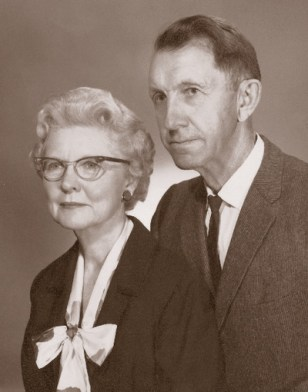 Viola's marriage to Will Liddell allowed her the financial security to pursue her writing career. (Photograph courtesy of Ruth H. Liddell)