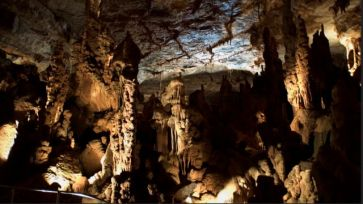The natural beauty of Cathedral Caverns helped it receive its latest recognition by TripAdvisor. (Alabama State Parks)