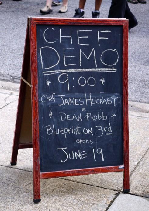 The Market at Pepper Place June 2. (Erin Harney/Alabama NewsCenter)