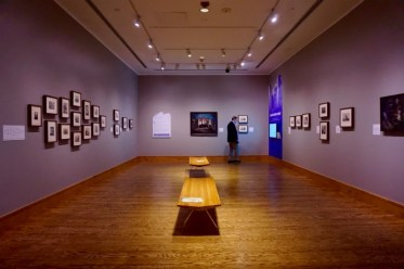 """Magic City Realism: Richard Coe's Birmingham."" (Erin Harney/ Alabama NewsCenter)"