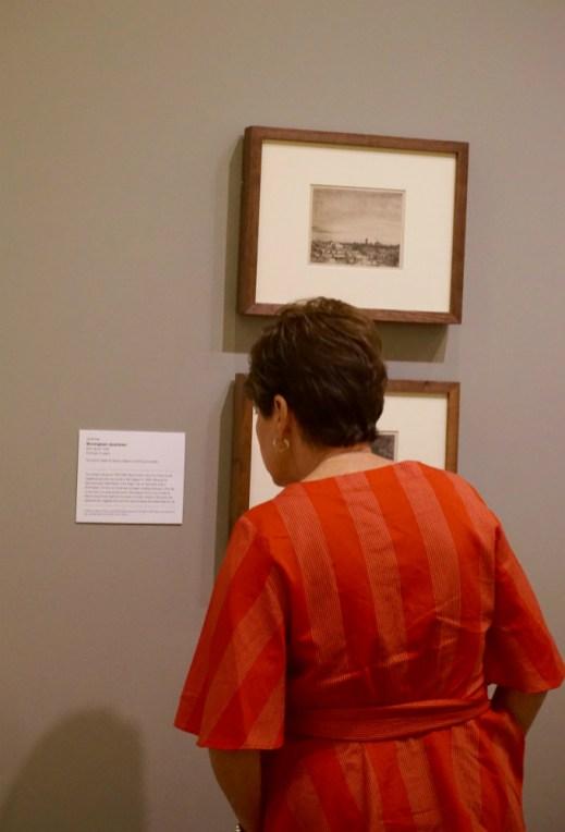 """Magic City Realism: Richard Coe's Birmingham."" (Erin Harney/ Alabama NewsCenter)"
