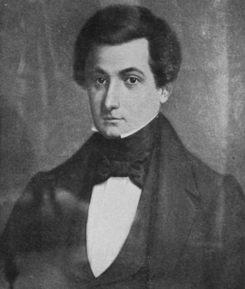Robert Williams, Governor of Mississippi Territory, c. 1917. (Dunbar Rowland, Wikipedia)