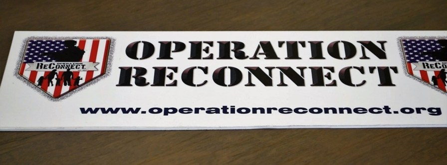 Operation ReConnect gives veterans and their families a week of family time at the beach. (Karim Shamsi-Basha/Alabama NewsCenter)
