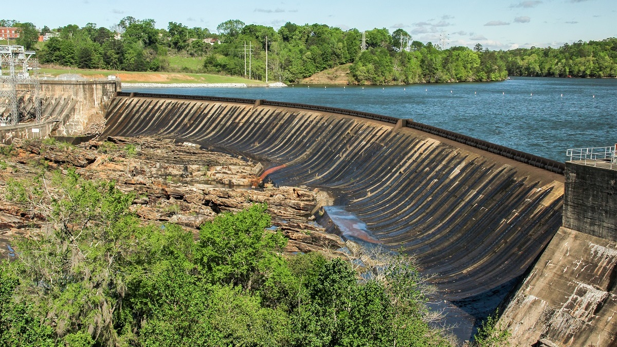 Lake Thurlow to be lowered ahead of spillway gates replacement