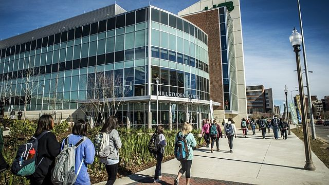 UAB ranked No. 1 young university in the U.S.