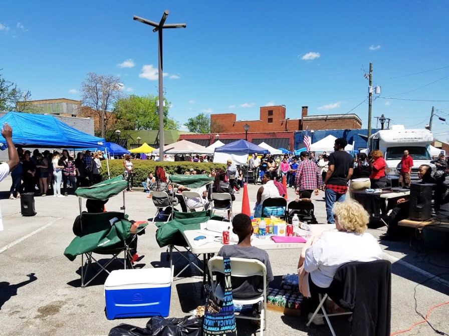 The Woodlawn Street Market is Saturday, June 9, on the block of 55th Place South from 10 a.m. to 4 p.m. (Contributed)