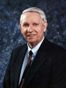 Guy Hunt (1933-2009) served as the 49th governor of Alabama from 1987 to 1993, when he was removed from office after being found guilty of a felony ethics violation. Hunt was the first Republican governor elected since Reconstruction. (From Encyclopedia of Alabama, courtesy of Alabama Department of Archives and History)