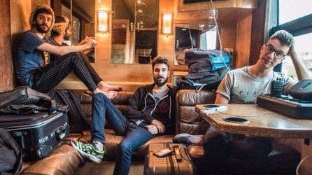 AJR is ready to bring their blend of indie pop, hip-hop to Sloss Fest. (contributed)