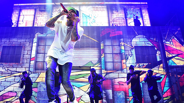Chris Brown headlines at Oak Mountain Amphitheatre in Can't Miss Alabama