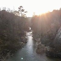Noccalula Falls has glorious scenery, year-round activities and an interesting history. (contributed)
