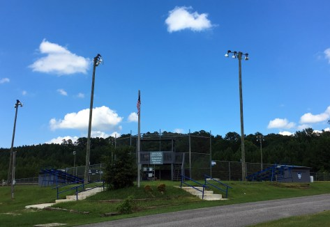 Morris Ball Park. (Alabama NewsCenter)