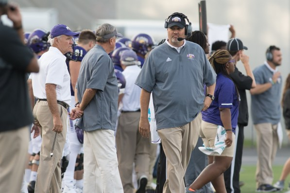 UNA Coach Chris Willis says he'll be fielding a more seasoned squad this year. (University of North Alabama Athletics)