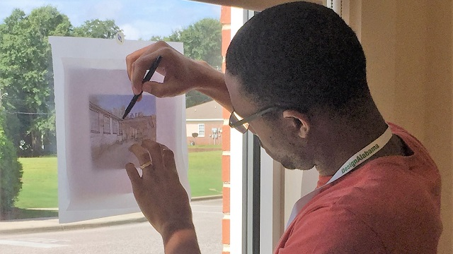 DesignAlabama helping Troy envision new chapter for Academy Street High School