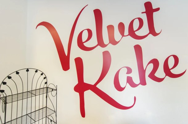 Higher visibility and more space add up to a big boost for Velvet Kake in Woodlawn. (Charlestan Helton/Alabama NewsCenter)