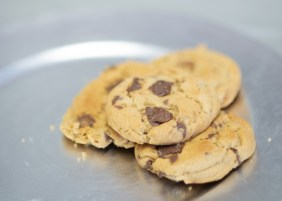 Chunk cookies from Velvet Kake. (Charlestan Helton/Alabama NewsCenter)
