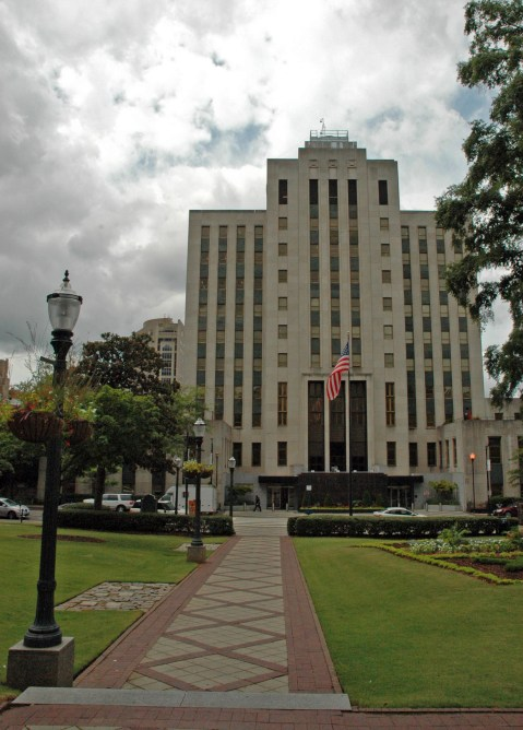 Birmingham City Hall. (Alabama NewsCenter)