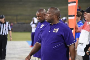 Coach Reginald Ruffin is getting ready for another season leading the Miles College Golden Bears. (Miles College Athletics)