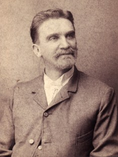 Peter Bryce (1834-1892) was Alabama's first state psychiatrist. Bryce served for 32 years as the medical superintendent of the Alabama Insane Hospital, which later was named Bryce Hospital in his honor. (From Encyclopedia of Alabama, courtesy of Birmingham Public Library Archives)