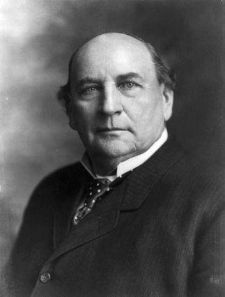 John Hollis Bankhead in 1910. The U.S. senator from Jasper was a strong advocate for (Library of Congress Prints and Photographs Division, Wikipedia)