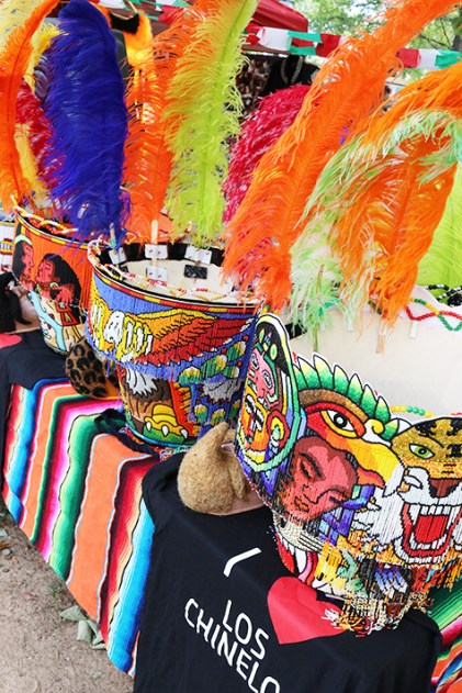Experience the Latino rich heritage and culture through a diverse blend of art, music, food, dance, storytelling and soccer, including the Fiesta tour. (Teresa Zúñiga Odom)