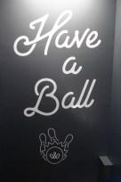 Duckpin bowling is new to a lot of Birmingham residents. (Dennis Washington/Alabama NewsCenter)