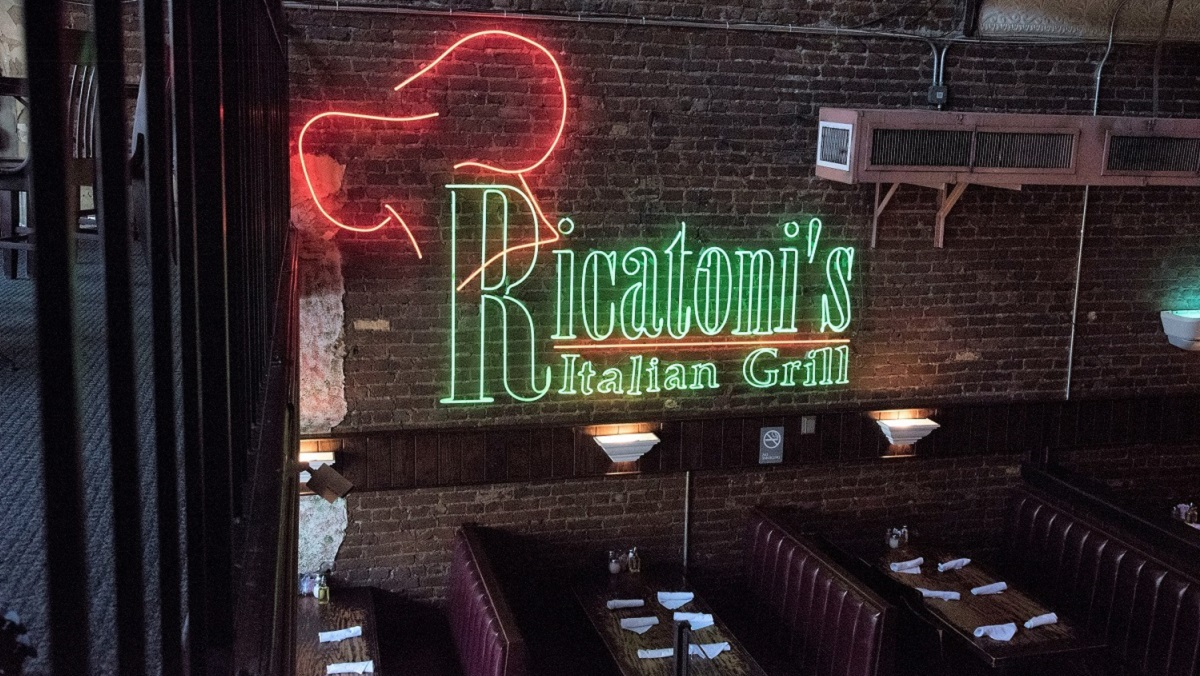 Ricatoni's Italian Grill is a Florence tradition