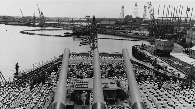 On this day in Alabama history: USS Alabama finished pilgrimage