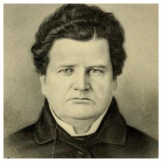 "Albert James Pickett, from his book, ""History of Alabama."""