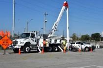 Alabama Power was a major part of the Energy Awareness Fair. (Dennis Washington/Alabama NewsCenter)