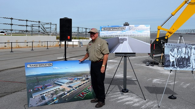 Talladega Superspeedway waves green flag on $50M Transformation with tunnel