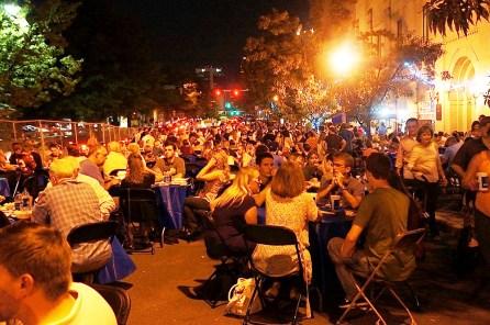 Feast on delicious Greek cuisine at Birmingham's oldest cultural food festival Oct. 4-6. (Elaine Lyda)