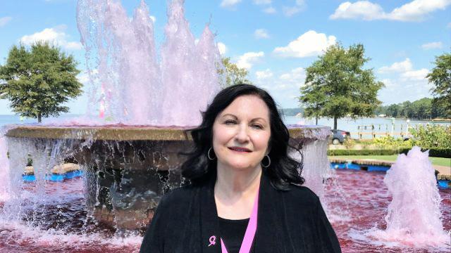 Breast cancer survivor Feltus living best life, 10 years cancer-free