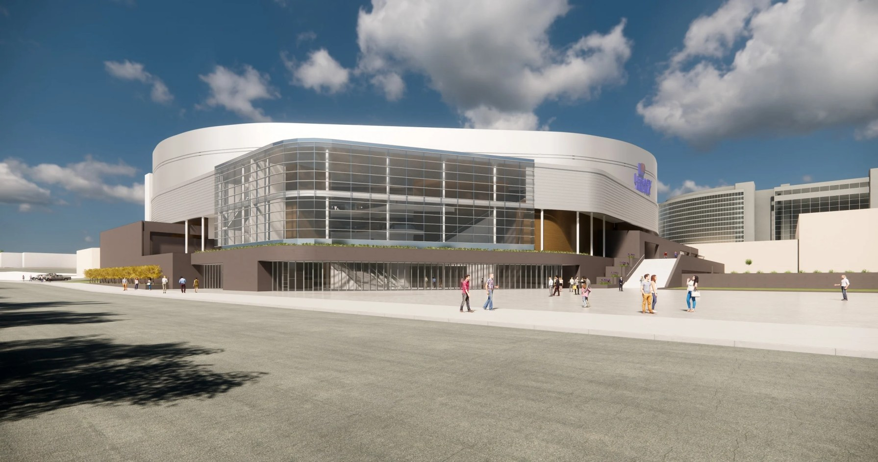 The BJCC's Legacy Arena will be transformed following a $123 million renovation and expansion. (BJCC)