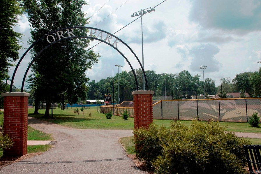 Montevallo's Orr Park. (contributed)
