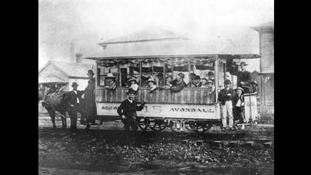 On this day in Alabama history: Birmingham Railway and Electric Company began car service