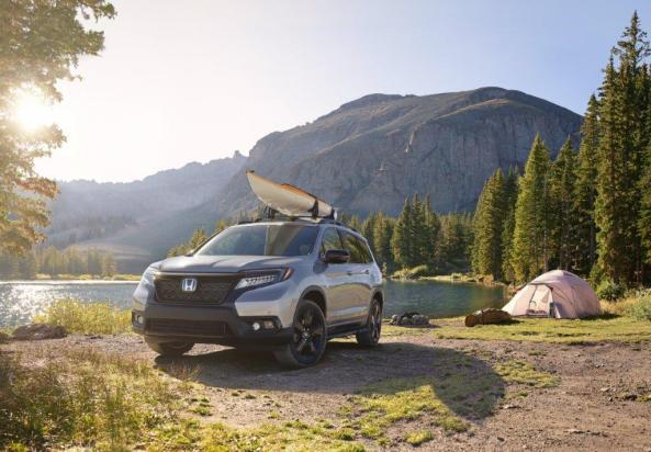 Honda has revealed the 2019 Passport SUV, which will be built in Alabama. The company also gave details of the vehicle's features and options. (Honda)
