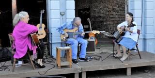Spotlighting local music is among Blackbelt Benefit Group's main missions. (Karim Shamsi-Basha/Alabama NewsCenter)