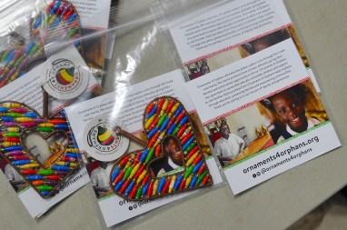 The sale of Ornaments 4 Orphans at Kanzi in Homewood helps African children. (Karim Shamsi-Basha/Alabama NewsCenter)