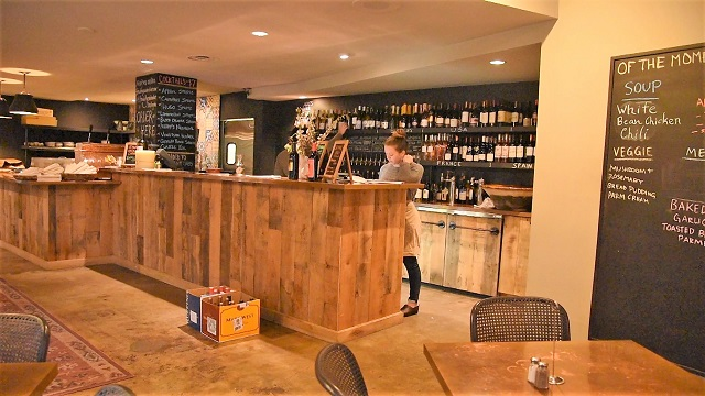 Freddy's Wine Bar ventures beyond vino to find a place in Birmingham's food scene