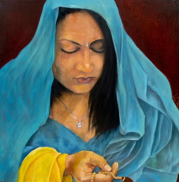 Art work from Lisa Warren of Lisa C. Warren Studio in Mobile. (contributed)