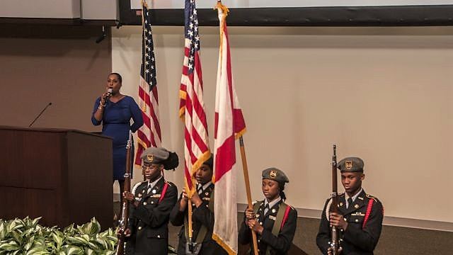 Company's military lauded during Alabama Power's Salute to Veterans