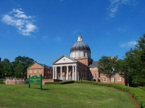 Samford University's Beeson Divinity School, 2006. (Brian R. Mooney, Wikipedia)