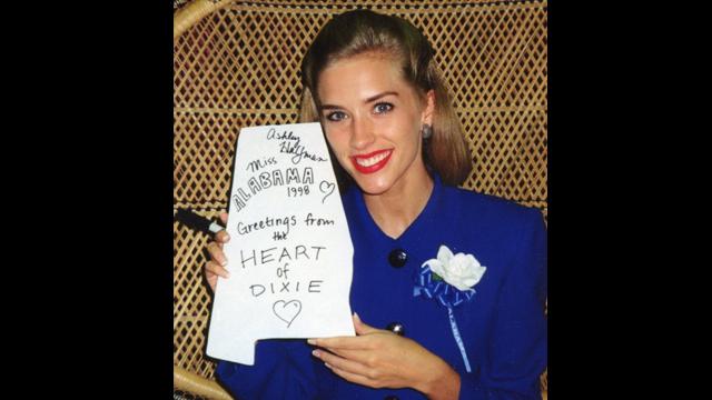On this day in Alabama history: 1998 Miss Alabama Ashley Halfman was born