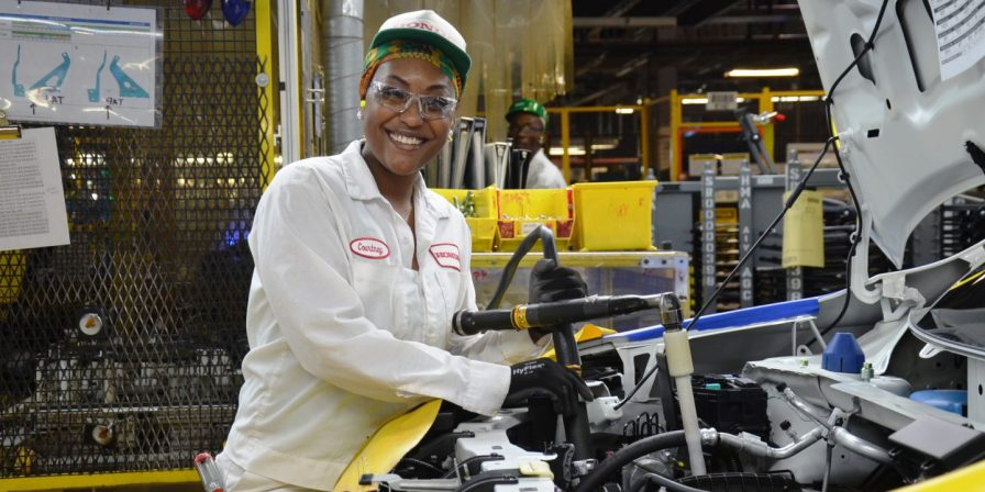 Honda's Alabama factory has completed four major model changes in four years. (contributed)