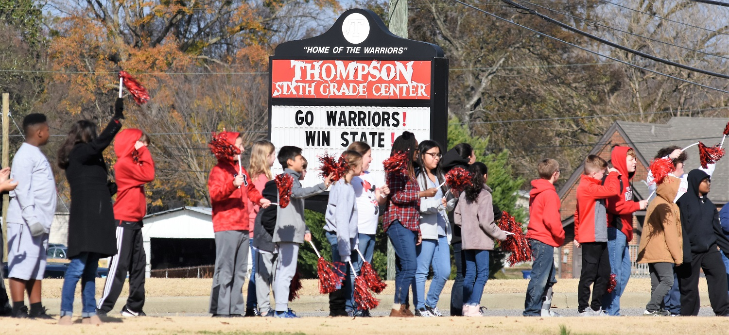 Thompson faces undefeated Central-Phenix City in marquee ...
